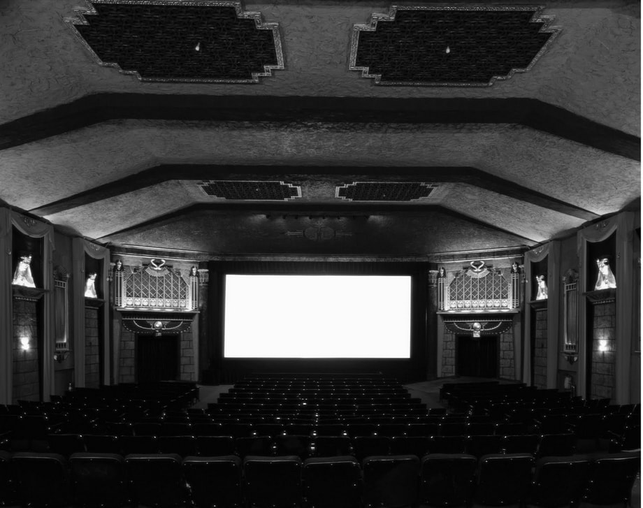 (杉本博司 《剧院(Theaters)》系列,1975~2001)