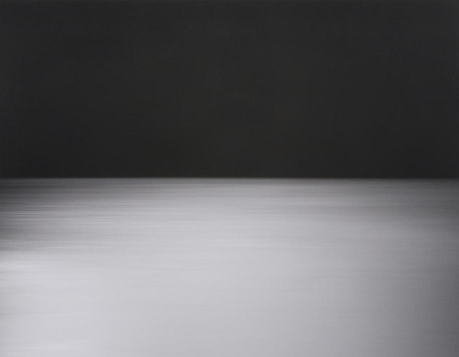 (杉本博司 《海景(Seascapes)》系列,1980~2002)