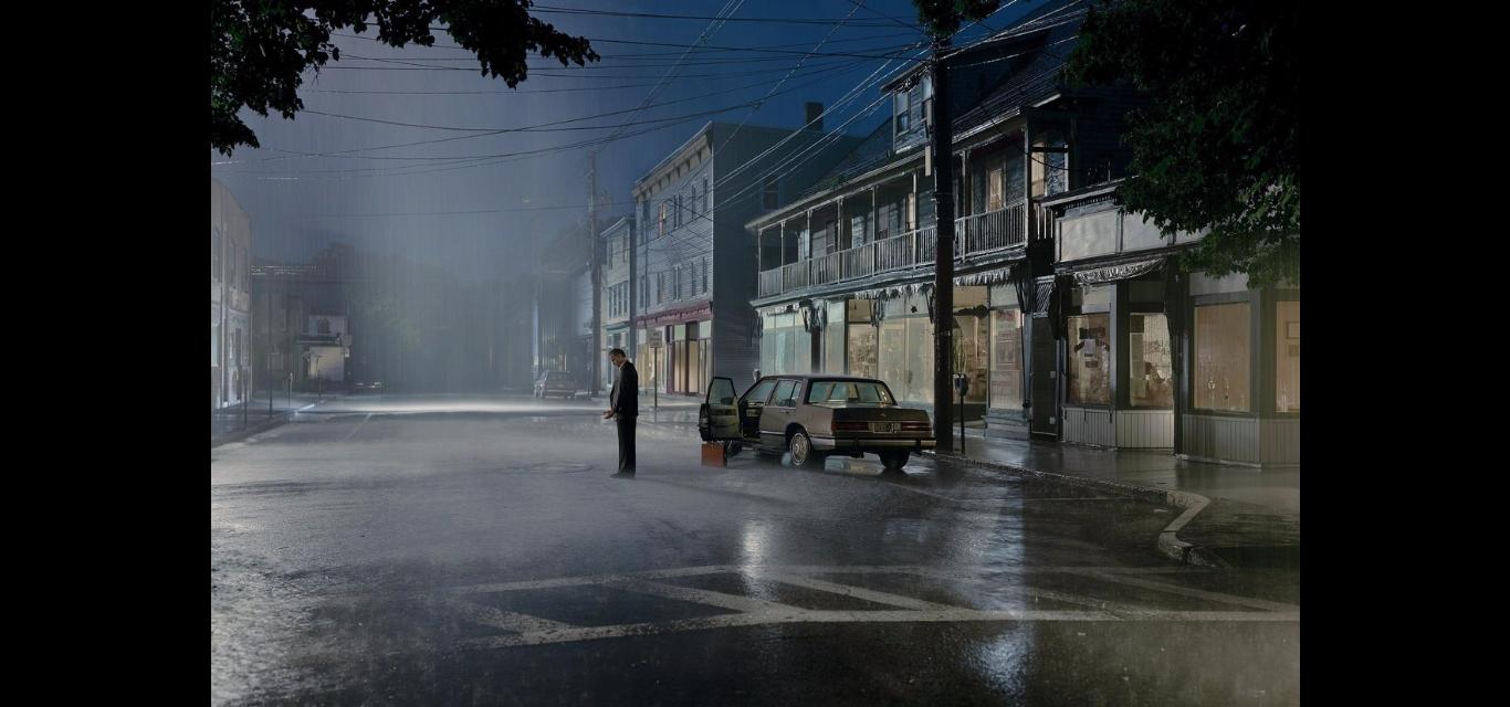 (格雷戈里·克鲁森《无题(Untitled)》,2004)